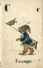 09x077 C, Alphabet Book Illustrations from Winterthur's Magnus Collection